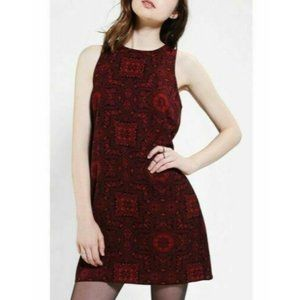 Urban Outfitters Staring At Stars Zipback Dress